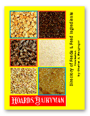 Directory of feeds and feed ingredients, DPSL Book List 2013