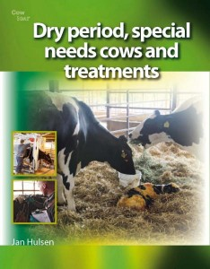 Dry period, special needs cows and treatments, DPSL Book List 2013