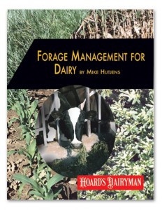 Forage management for dairy, DPSL Book List 2013