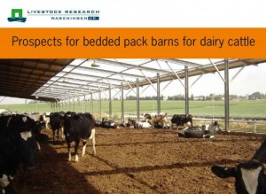 Prospects for bedded pack barns for dairy cattle, DPSL Book List 2013